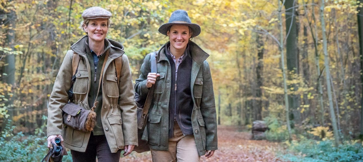 Jagdbekleidung Damen