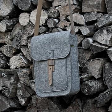 Filz-Jagdtasche Hochformat