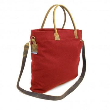 """Loden-Shopper """"Geißhorn"""", Rot"""