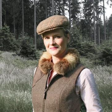 "Damen-Loden-Jagdweste ""Waldschnepfe"""