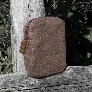 Modulus Reißverschlusstasche klein