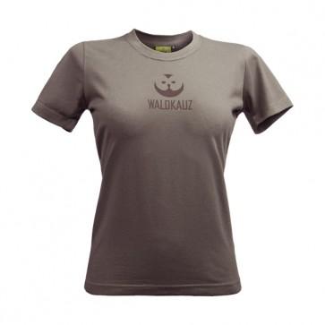 Damen T-Shirt, oliv