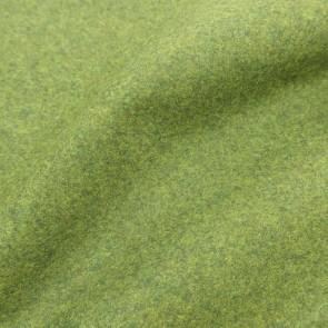 Tuchloden Meterware, flechtgrün